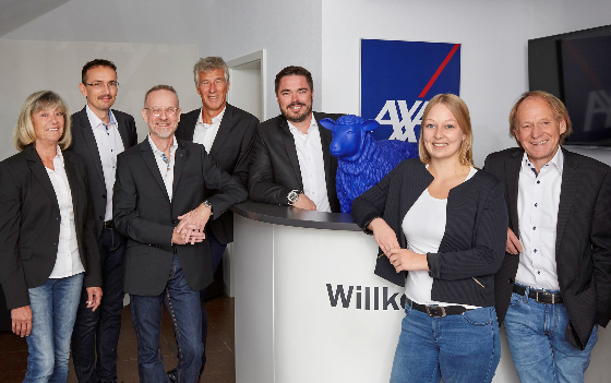 Unser neues Team - ab 01.12. auch in Herborn !!!